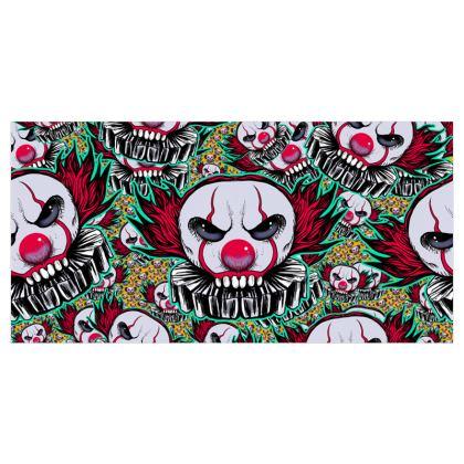 Clown Voile Curtains
