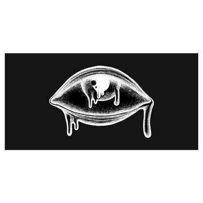 Melting Eye Curtains