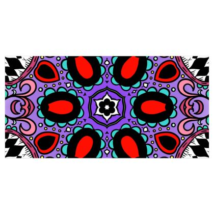 Mandala 1 Curtains
