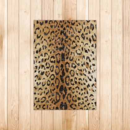 Luscious Leopard Rug