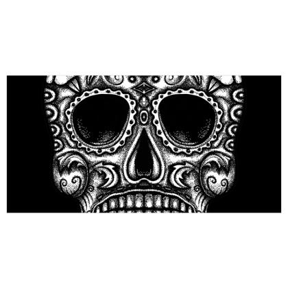 Candy Skull Curtains