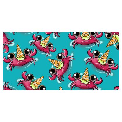 Cute Crab Curtains