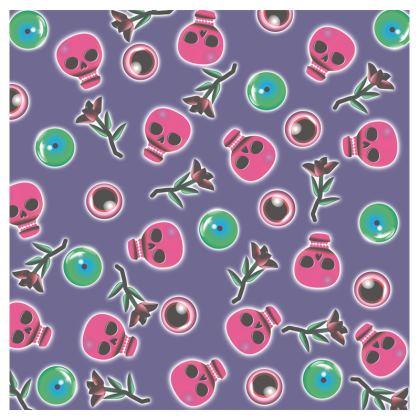 Skulls and Eyeballs Swimming Shorts