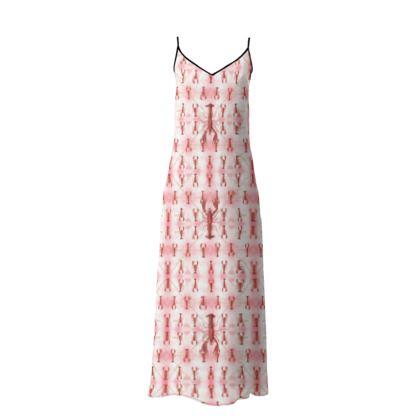 Lobster Love Beach Dress XL = 40/42