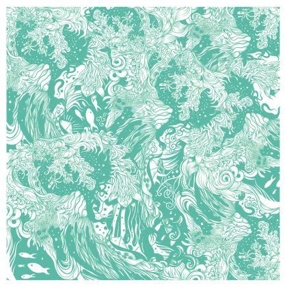 Blue Ocean Swimming Shorts