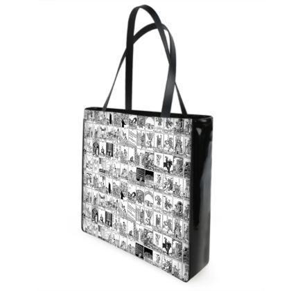 Rider Waite Tarot Deck Shopper Bag