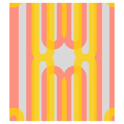 OSHO Skater Dress - Pop