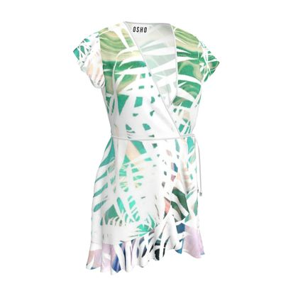 OSHO Tea Dress - Cool Jungle
