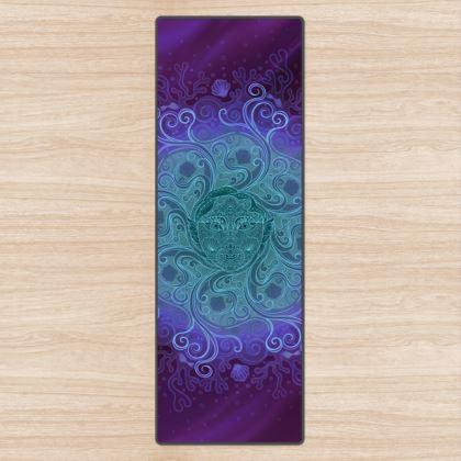Mermaid Yoga Mat