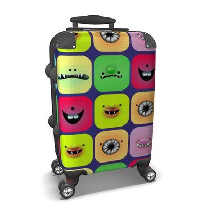 Cute Creatures Suitcase