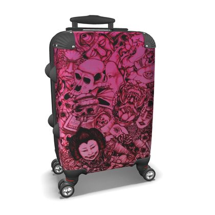Mens and Mutants Suitcase