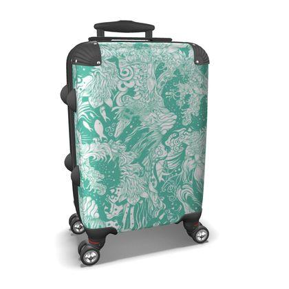 Ocean Suitcase