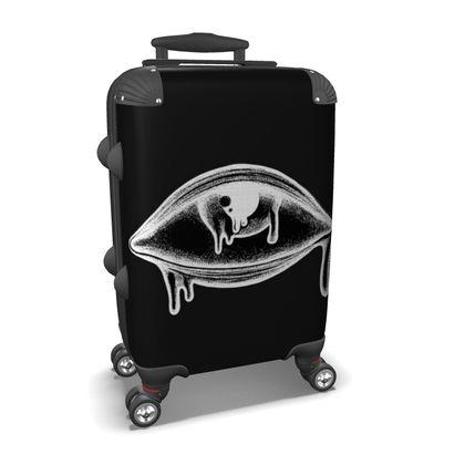 Melting Eye Suitcase
