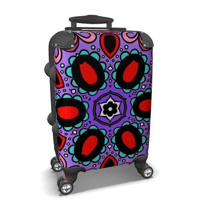 Mandala Suitcase