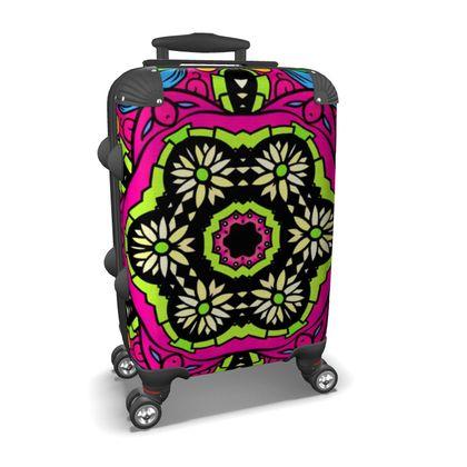 Mandala 2 Suitcase