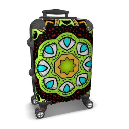 Mandala 3 Suitcase