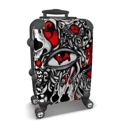Melting Suitcase