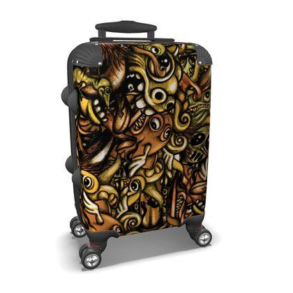 Doodles Warm Suitcase