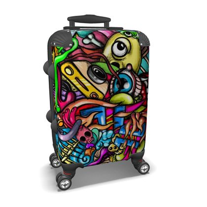 Doodles Suitcase