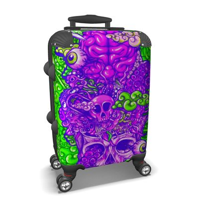 Doodles Strong Suitcase