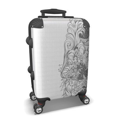 Wave w Suitcase