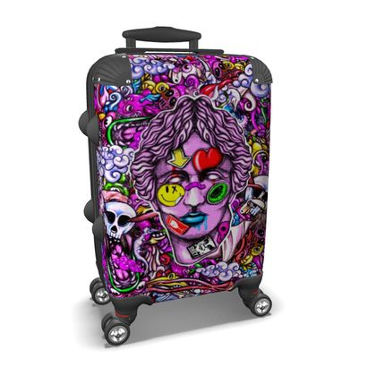 Classic Doodle Suitcase