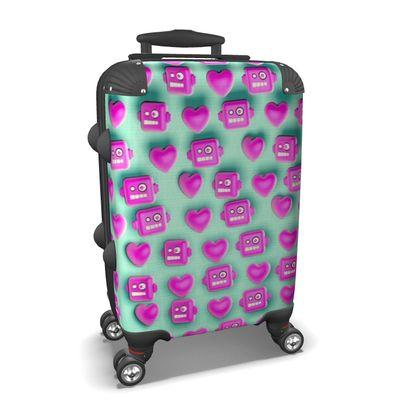 Love Robots Suitcase