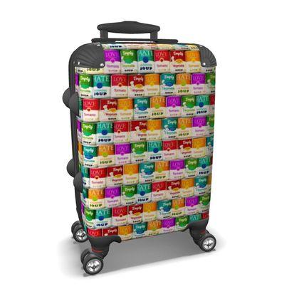 Love Soup Suitcase