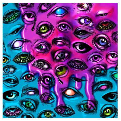 Eyes Suitcase
