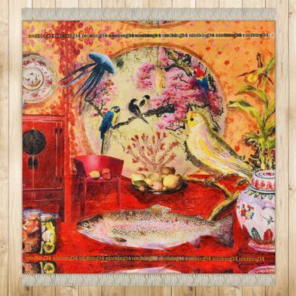 499,- CHINA RED CARPET by ninibing34 der KLASSIKER
