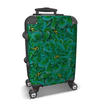 Cute Octopus Suitcase