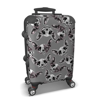 Sphynx Skull Suitcase