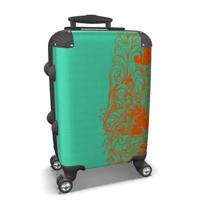 Wave G Suitcase
