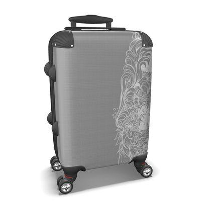 Wave Grey Suitcase