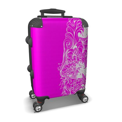 Wave pink Suitcase