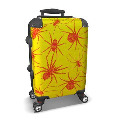 Spiders Suitcase