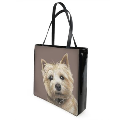 Cairn Terrier Shopping Bag
