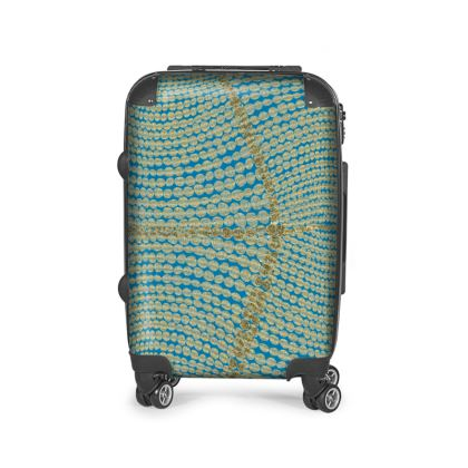 Seedly Print Suitcase