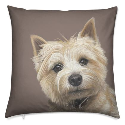 Cairn Terrier Cushions
