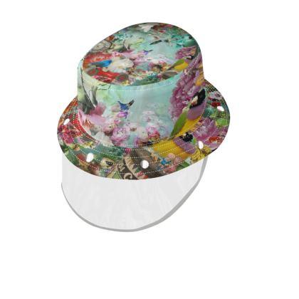The Secret Garden Bucket Hat and Visor