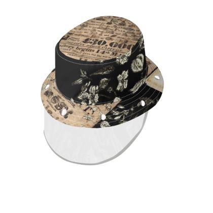 Pictogram Bucket Hat and Visor