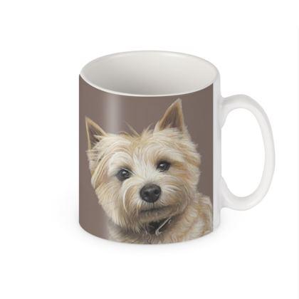 Cairn Terrier Chunky Mug