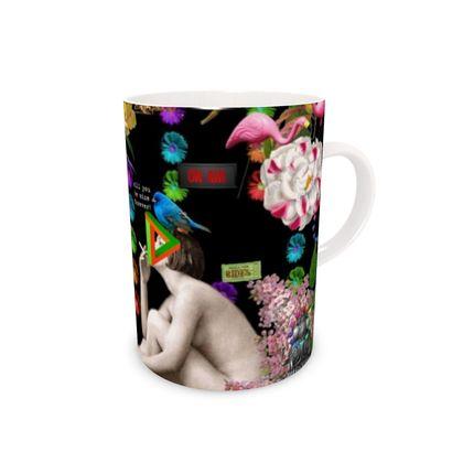 Be Mine Bone China Mug