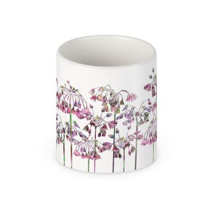 Allium Bells Ceramic Mug