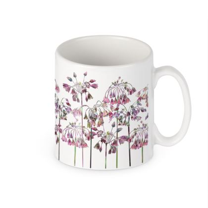 Ceramic Mug - Allium Bells