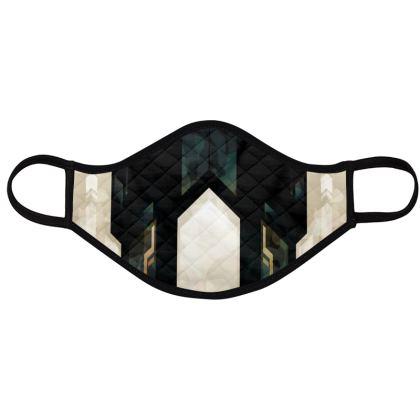 SciFi Armor - Camo Edition Face Masks