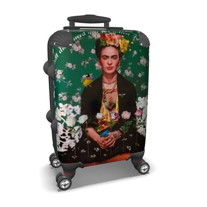 Wings to Fly Frida Suitcase