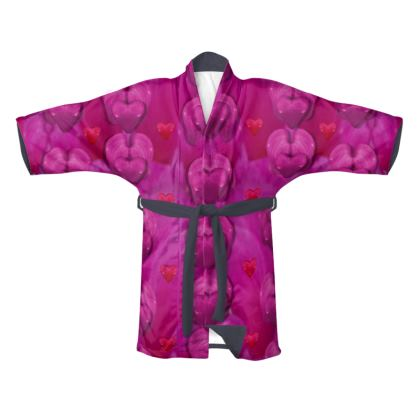 All is bleeding hearts Kimono