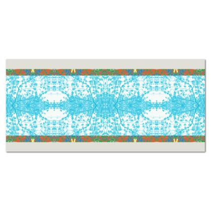 Blue Branch Oilcloth Tablecloth