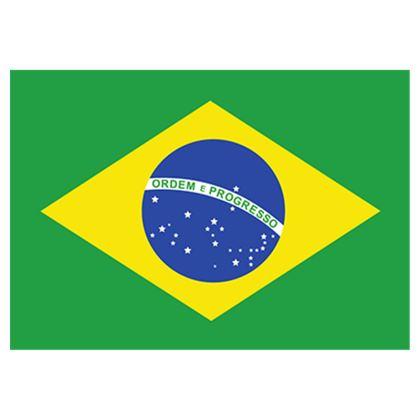 brazil flag face masks